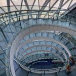 Szklane schody Śląsk