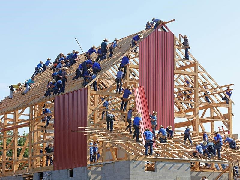 Co wziąć pod uwagę wybierając materiały budowlane
