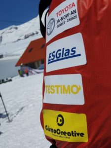 Esglas- sponsor wyprawy na Elbrus