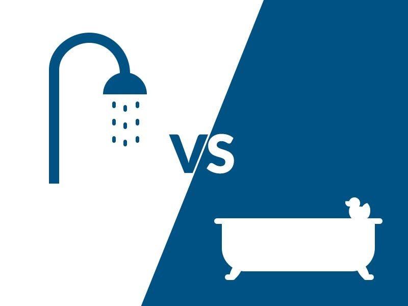 Wanna czy prysznic - co wybrać