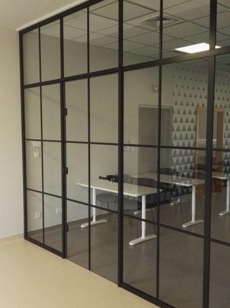 Ścianki Szklane dlaPROFI-LINGUA