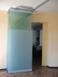 przesuwne drzwi