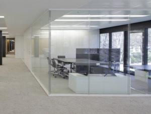 Ścianki szklane 6