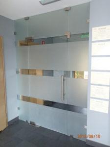 nowoczesne drzwi