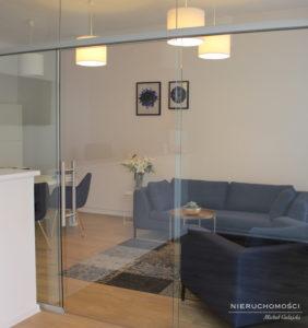 drzwi i ścianki szklane