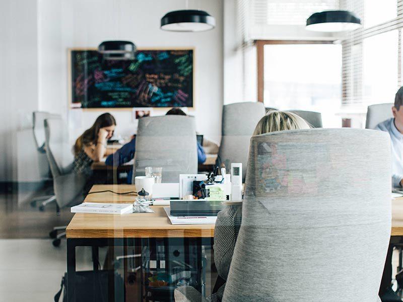 jak urządzić biuro