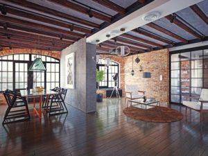 Jak urządzić mieszkanie w stylu loftowym