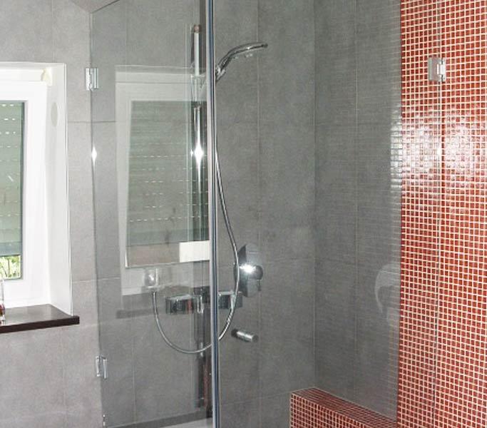 kabina szklana prysznicowa